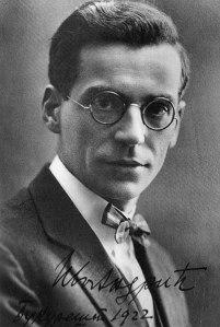 Ivo Andrić 1922 © A. Ruzdugan